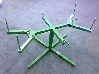 Поворотные столы своими руками